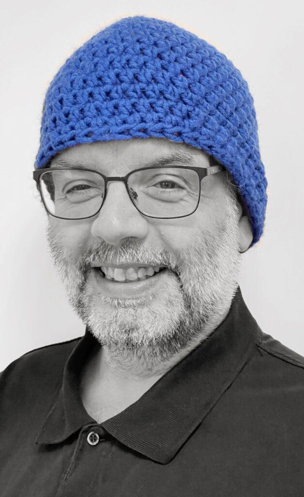 Profilfoto Robert Lender mit Blauer Haube