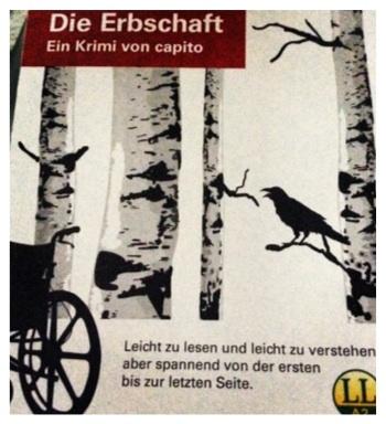 """Cover """"Die Erbschaft - Ein Krimi von capito"""""""