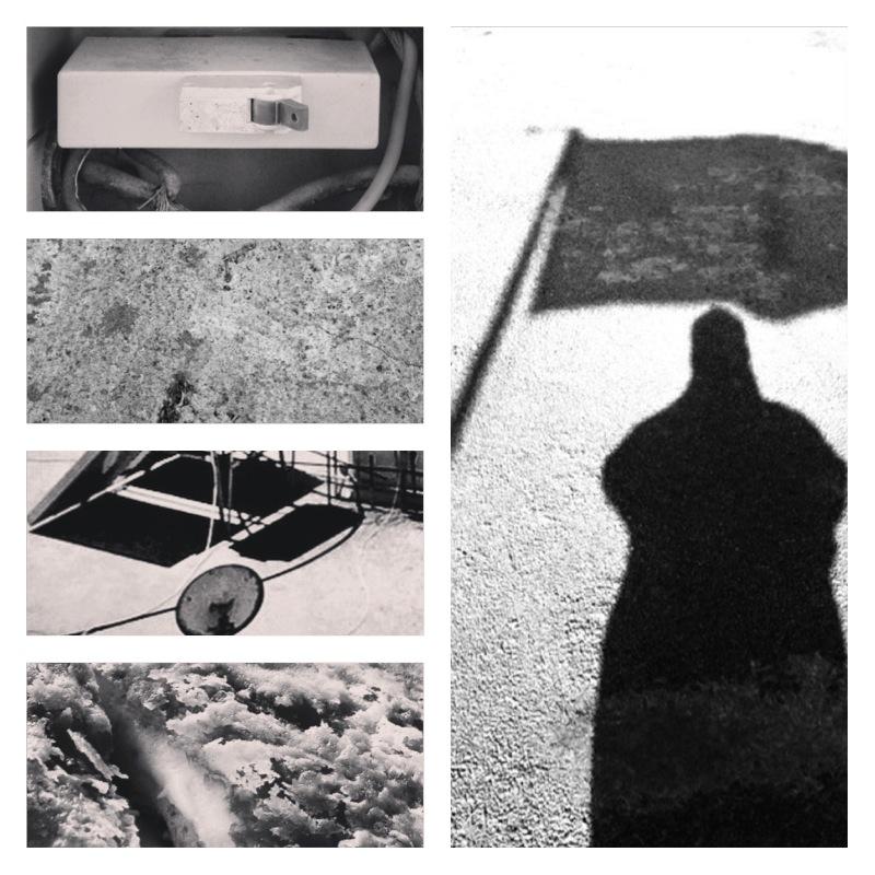 Collage mit unterschiedlichen Fotos