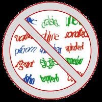 Logo Captchas - Nein Danke