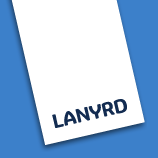"""Logo """"Lanyrd"""""""