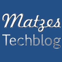 Logo Matzes Techblog